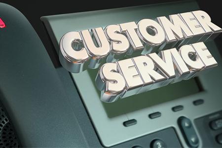 Customer Service Phone