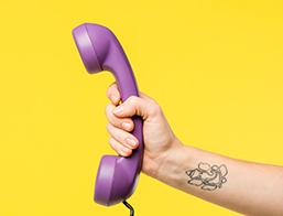 NAOH Purple Phone