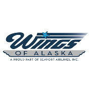 Wings of Alaska Logo