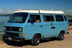 Frank Pival's Vanagon